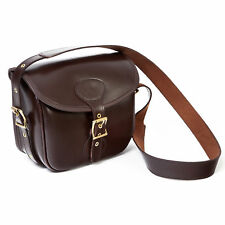 New Leather Cartridge Shooting Bag 100 125 Shells Hunting Shotgun Clay Bag Shoot