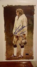 Ken Stabler Autographed 18.5 X 10.75 Lithograph