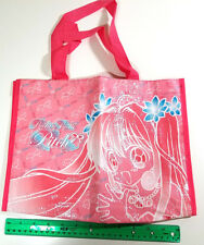 Mermaid Melody Pichi Pichi Pitch - Nakayoshi Furoku Bonus PINK TOTE BAG Lucia