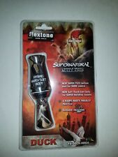 New Flextone Fg-Duck-00024 Supernatural Single Reed Duck Call Factory Sealed