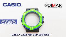 CAJA/CASE CENTER  CASIO MD-300-2EV NOS