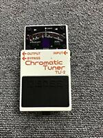 Boss TU-2 Chromatic Stage Tuner Tuner Guitar Effect Pedal