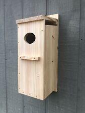 Wood Duck Nesting Box, Goldeneyes, Mergansers, Mandarins, Buffleheads
