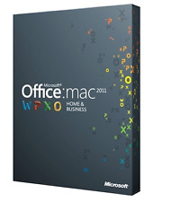 Office for Mac Home and Business 2011 Licence Key