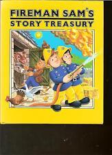 FIREMAN SAM STORY TREASURY BOOK KIDS 6 STORIES