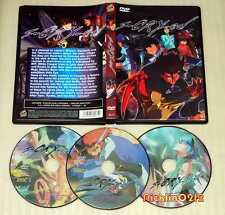 s-CRY-ed Complete TV Episodes 1-26 Anime Collection DVD Set English  USA scryed