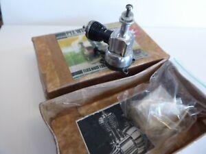 VINTAGE PEE WEE MODEL AEROPLANE ENGINE  .020 0.327 cc CAT No 100 Thimble Drome