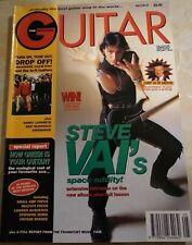 The Guitar Magazine Vol 5 No 5 May 1995 Steve Vai