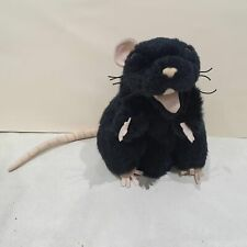 NEW Black Rat Hand Puppet From The Puppet Company s