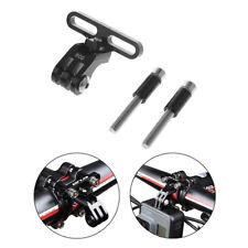 Durable Bike Extender Holder Handlebar Mount Adapter for GoPro Camera Flashlight