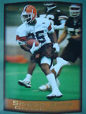 NFL 78 Sedrick Shaw Cleveland Browns Topps 1999