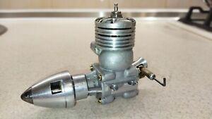 MVVS 2.5R-58 2.5ccm Model Glo engine for Control Line, Pylon or Free Flight