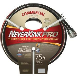 "NeverKink 3/4""X75' Neverkink Hose"
