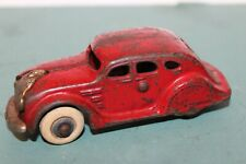 1933 Century of Progress Worlds Fair Arcade Cast Iron Chrysler Airflow