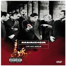 RAMMSTEIN 'LIVE AUS BERLIN' DVD NEW+ EIN MUSS!!!!!!!