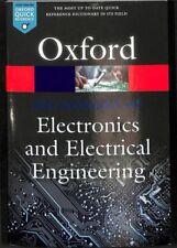 Dictionary of Electronics and Electrical Engineering, Paperback by Oxford Uni...