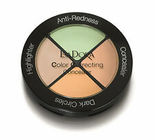 IsaDora Color Correcting Concealer - 30 Anti-Redness - All Skin Types