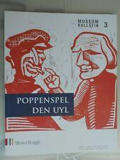 poppenspel den uyl Museum Brugge poppenkast  poppen uil