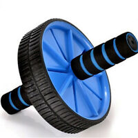 Abs Roller Wheel Abdominal Core Workout Fitness Exerciser Fitness Body Machine