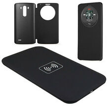 Qi Wireless Charger Charging Pad+Quick Circle Case for LG G3 D851 D850 D855 GOOD