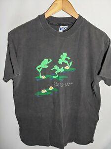 Vintage Tree Frog Leap Napa Valley T Shirt Sz L Nice Fade