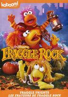 FRAGGLE ROCK - FRAGGLE FRIGHTS (BILINGUAL) (DVD)