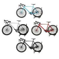 Fahrrad Figur Fahrradmodell 1:14 Fingerfahrrad Metall Miniatur Dekoration