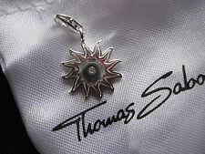 THOMAS SABO DIAMOND SUN CHARM.