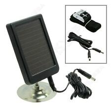 Solar Charger Panel Power For LTL Acorn 5210A 5210MM 6210MM 6210MC Cam Camera