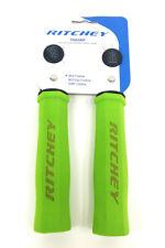 Ritchey WCS Truegrip Mountain Bike MTB Grips, Green, 125mm