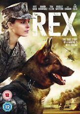 Rex DVD Kate Mara Ramon Rodriguez Tom Felton War 2017