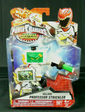 Power Rangers Dino Super Charge Villain Professor Strickler  #5m54
