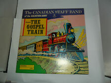 THE CANADIAN STAFF BAND OF THE SALVATION ARMY THE GOSPEL TRAIN CBB2  TBC125571S