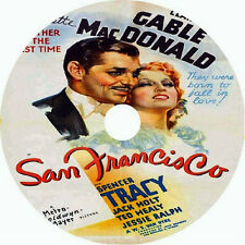 San Francisco _ Clark Gable Jeanette MacDonald Spencer Tracy v rare 1936