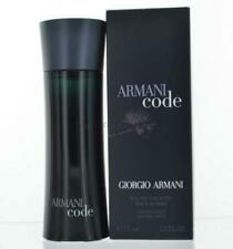 Armani Code By Giorgio Armani For Men   Eau De Toilette 2.5 OZ  70 ML Spray