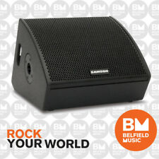 "Samson RSXM10A 600w 1 x 10"" Active Monitor Speaker RSX-M10A - BNIB - BM"