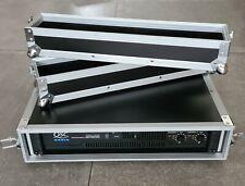 More details for qsc audio rmx 2450 power amplifer & flight case 650watts per chanel