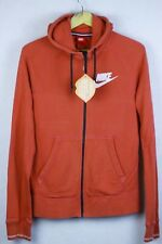 Mens NIKE Hoodie URBAN ATHLETIC SWOOSH Hooded ZIPPER Sweater PINK Medium P60