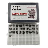 10mm Ventileinstellplättchen Valve Shims 84Pcs / 3 Satz 1.85-3.20mm für BMW F650