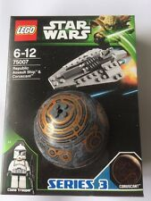 LEGO Star Wars 75007: Republic Assault Ship and Coruscant