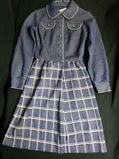 Vintage Jennifer Gee Mod Dress