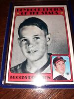 1972 Topps #498 Young Brooks Robinson BALTIMORE ORIOLES HOF VINTAGE NEAR MINT!!!