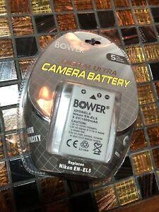 Bower Digital Ultra Camera Battery EN-EL5 for Nikon