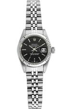 ROLEX DATEJUST WHITE GOLD AND STAINLESS STEEL AUTOMATIC