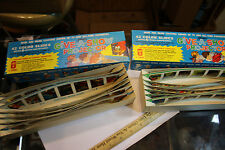 "Kenner's Give-A-Show Projector Strips Lot of 2 Set 'D' and Set ""G"" W/ Boxes JSH"