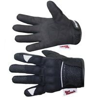 RadMasters,Motocross Motorradhandschuhe BikerHandschuhe Textilhandschuhe Schwarz