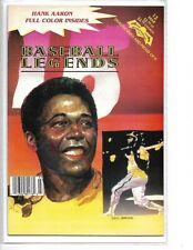Baseball Legends #13 Hank Aaron // Revolutionary Comics