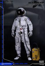 1/6 Scale Dam Toys 78032 SR-71 Astronaut Test Pilot Black Bird Delux Box Set