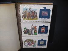 Large History Of The United States  Collection With Mint Stamps 197 Panels