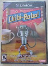 Brand New Sealed Chibi-Robo (Nintendo GameCube, 2006)